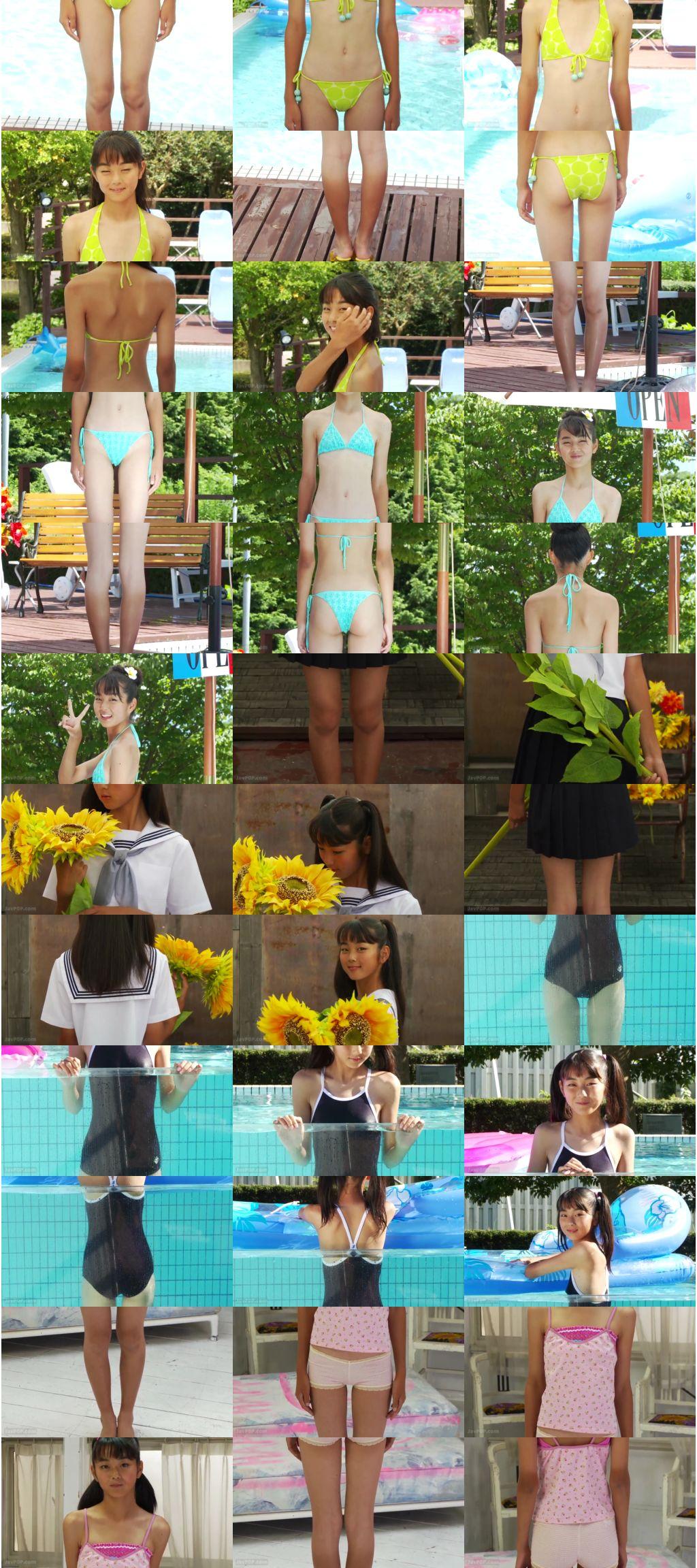 imbd 110 1 s - [IMBD-110] 河合真由 Mayu Kawai – 夏少女 Part2 残暑お見舞い申し上げ