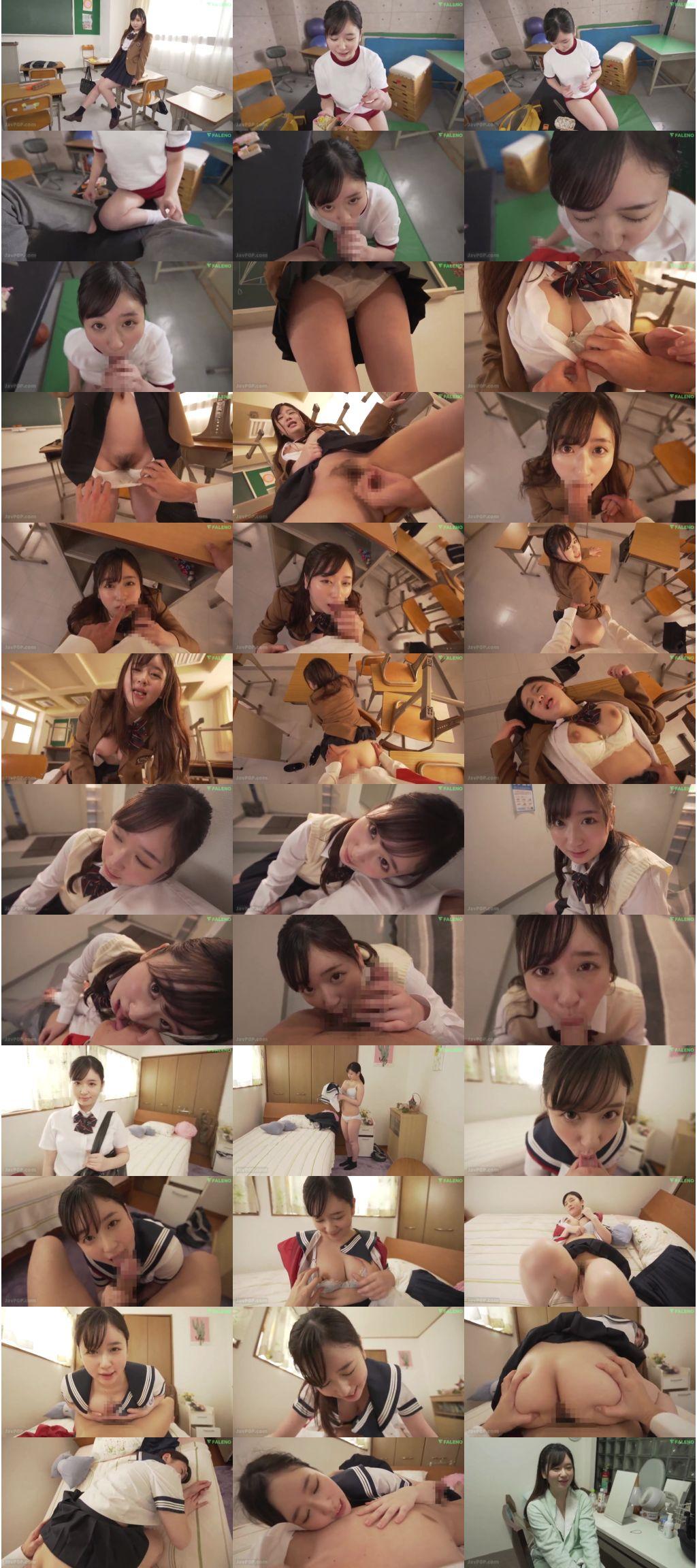 fsdss 080 s - [FSDSS-080] 桃尻かなめとイチャラブ学園性活 FALENO School Girls Solowork 美少女 Beautiful Girl