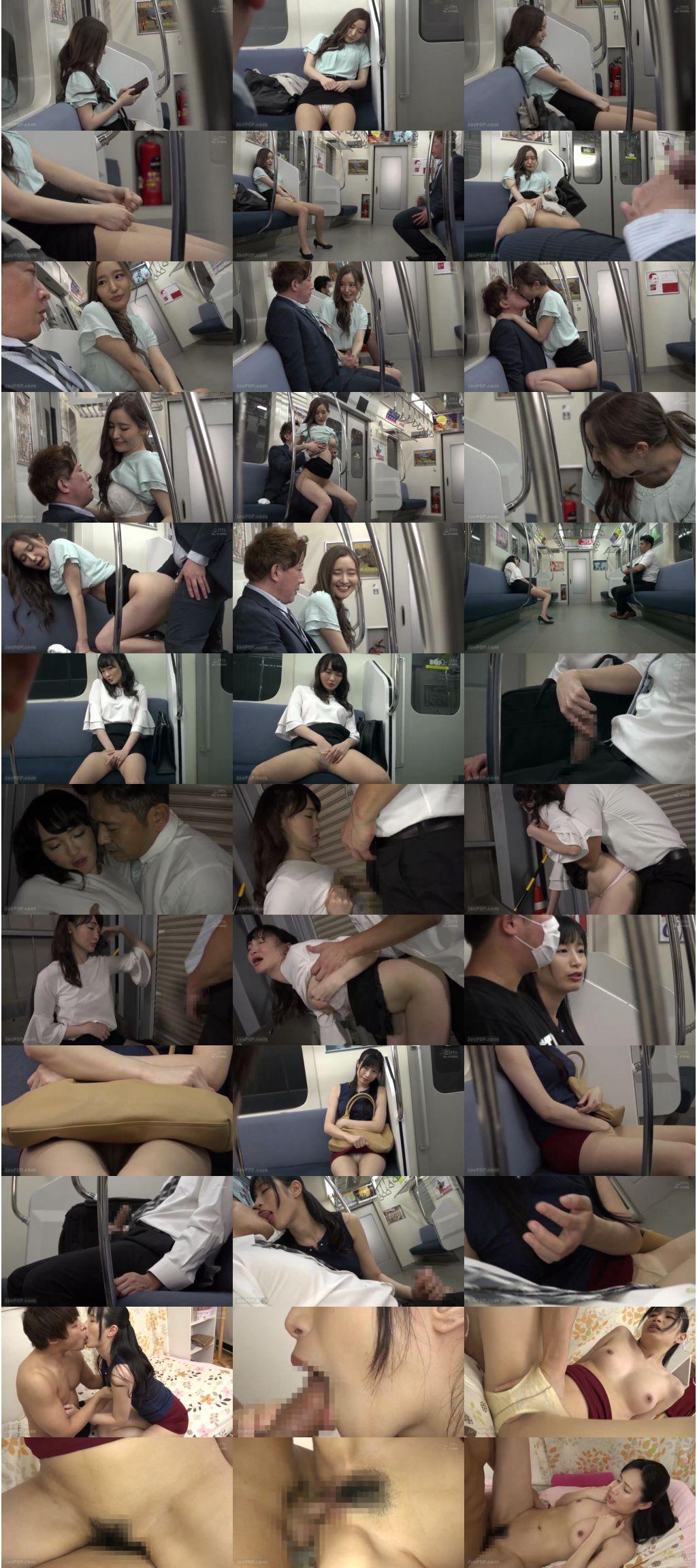 dandy 732 s - [DANDY-732] 最終電車で痴女とまさかの2人きり!向かいの座席でパンチラしてくるホロ酔い美脚女の誘惑で勃起したらヤられた パンスト Older Sister Breasts お姉さん Dandy