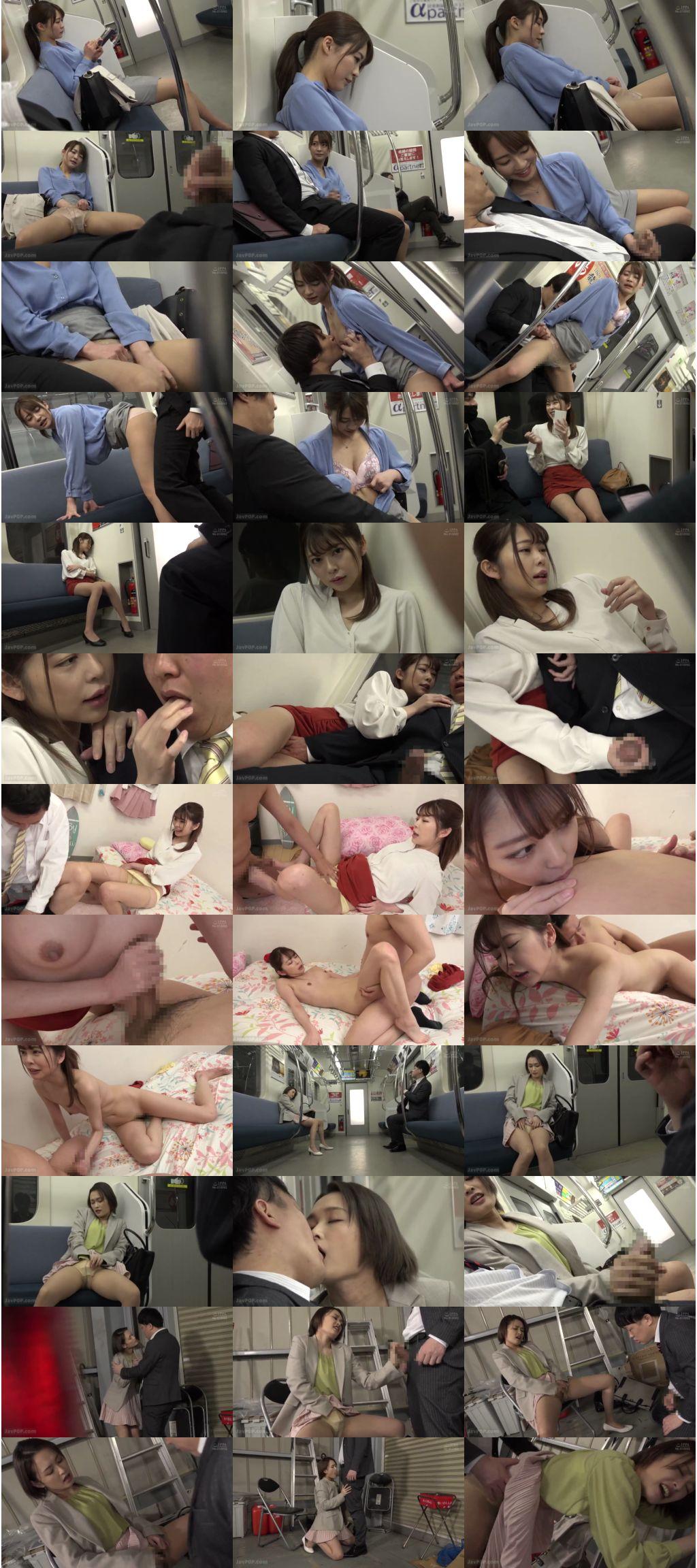 dandy 765 s - [DANDY-765] 最終電車で痴女とまさかの2人きり!向かいの座席でパンチラしてくるホロ酔い美脚女の誘惑で勃起したらヤられたVOL.3 Tanaka . Bacon Older Sister お姉さん Underwear Slut
